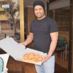 Nordmenn elsker Mr. Singh's hjemmelagde pizza