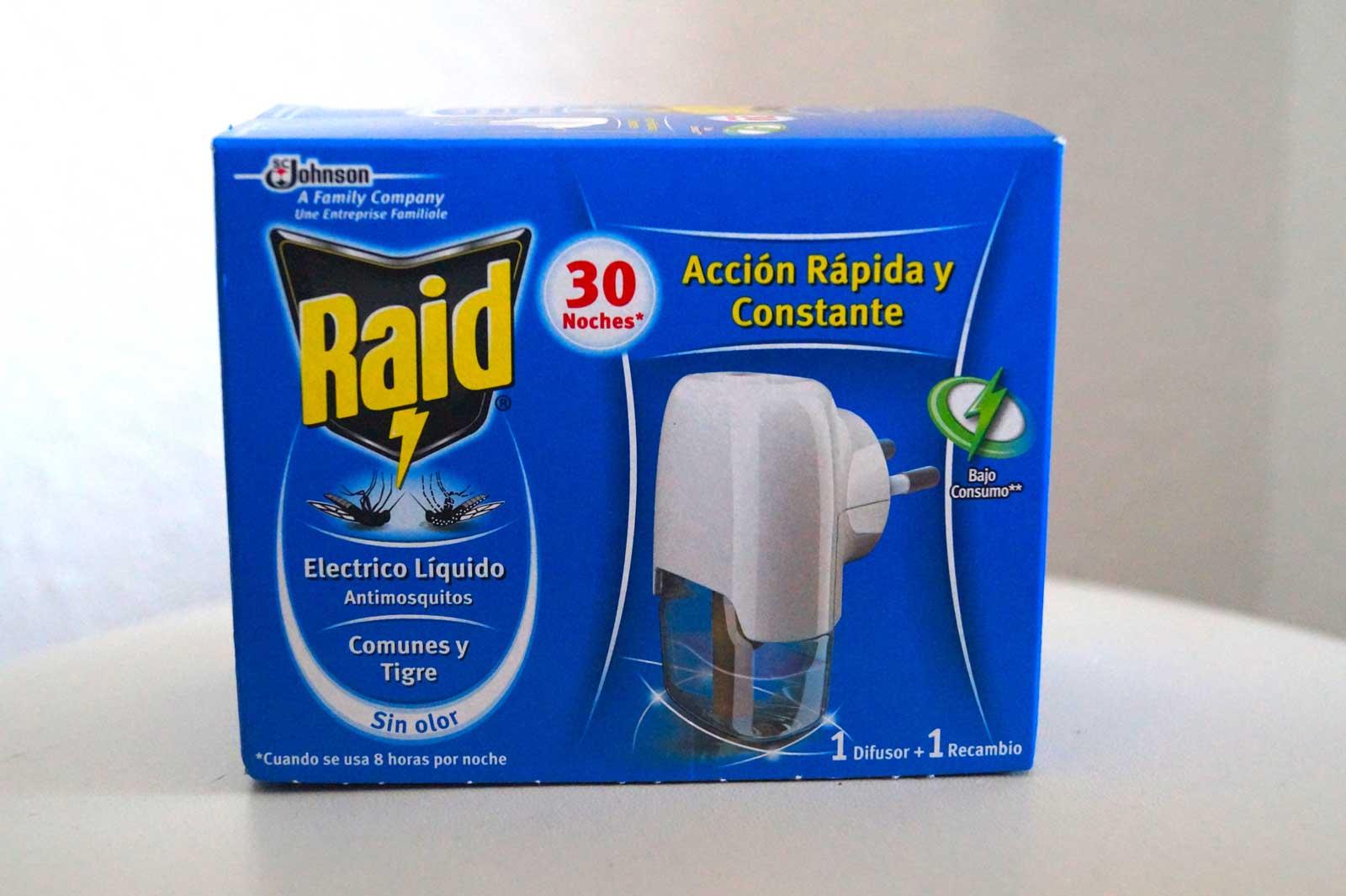 Raid Antimosquito