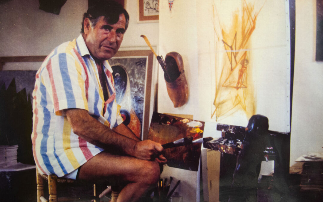 Pedro Delso – mannen og kunsten