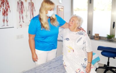 Lymfødembehandling hos Fysiakos